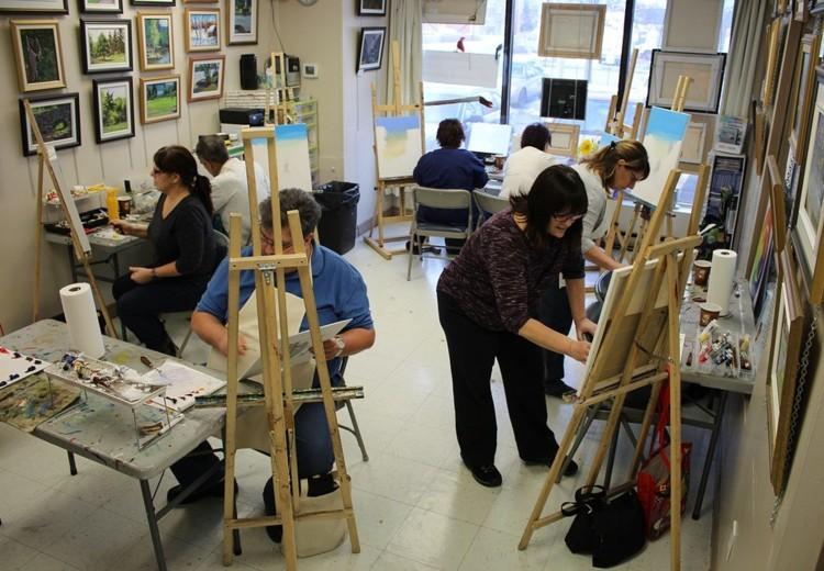 Peinture Acrylique Centre Loisir Multi Plus